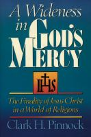 WIDENESS GOD'S MERCY