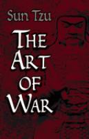 ART OF WAR DOVER THRIFT