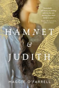 HAMNET AND JUDITH, by O'FARRELL, MAGGIE