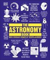 ASTRONOMY BOOK (DK BOOK)