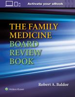 Family medicine clinical skills general books mcmaster family medicine board review book fandeluxe Image collections