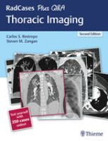 RADCASES PLUS Q AND A : THORACIC IMAGING