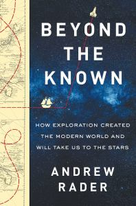 BEYOND THE KNOWN, by RADER, ANDREW