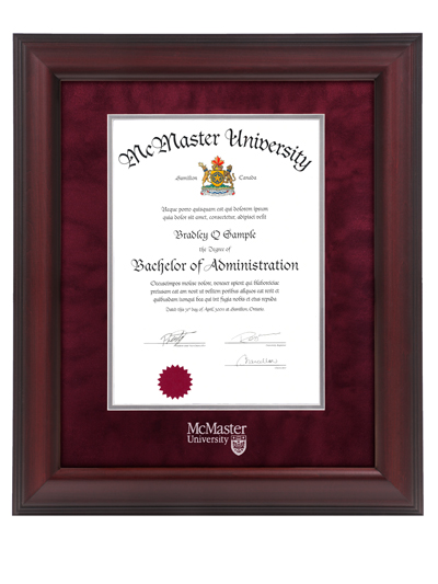 Classic Degree Frame