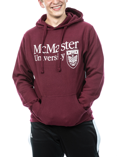 Classic Official Crest Hood - Maroon