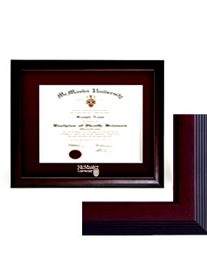 CCE Certificate Frame - Linear