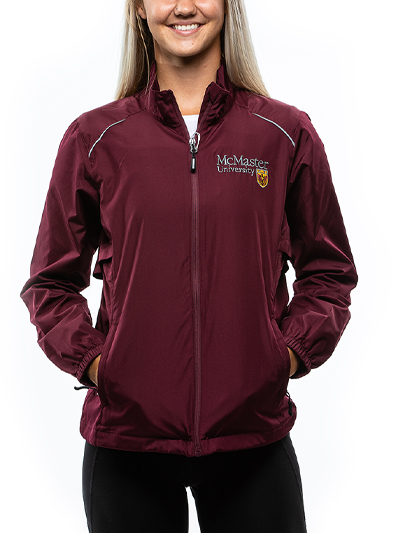Ladies Motivate Official Crest Jacket