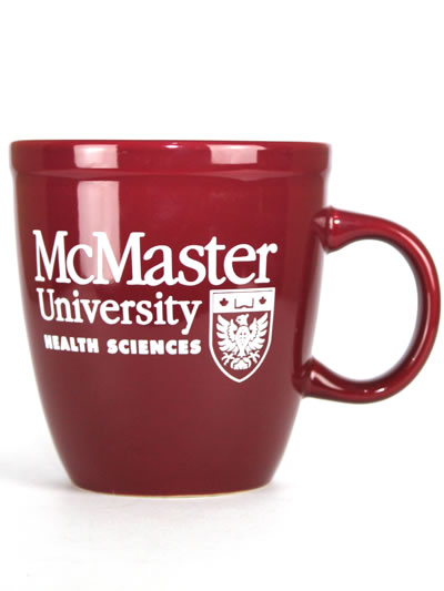 McMaster Health Sciences Star Mug