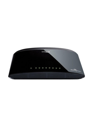 D-LINK 8-PORT GIGABIT DESKTOP SWITCH