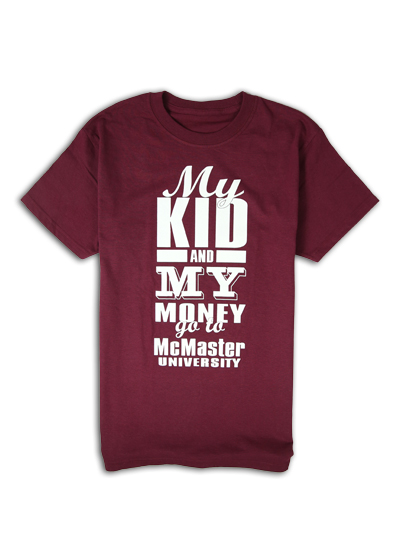 My Kid and My Money Tshirt