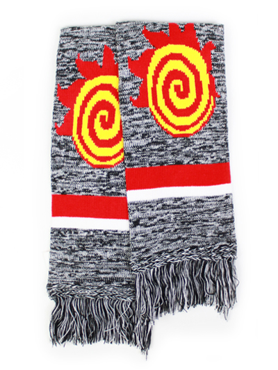 McMaster Engineer Winter Scarf