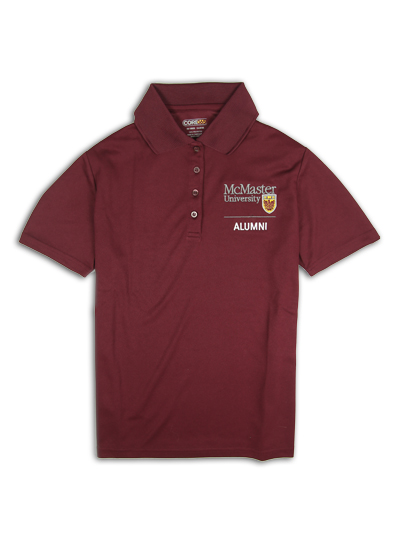 6d1f2ec5c3c0e6 Ladies Alumni Polo Shirt