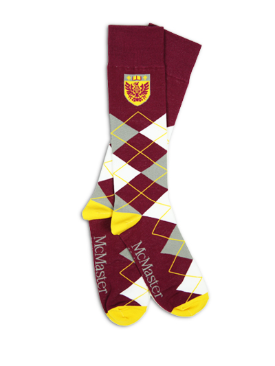 McMaster Argyle Dress Sock