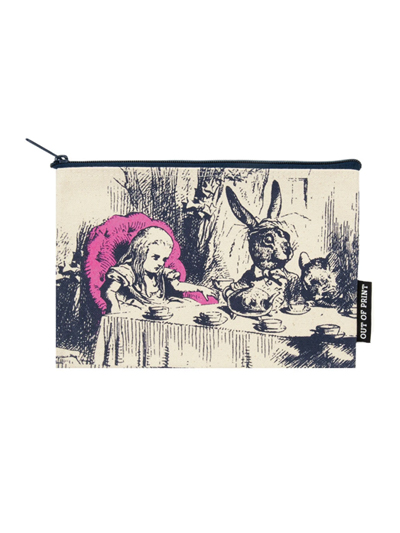 Alice In Wonderland Canvas Case