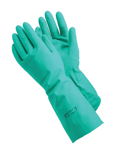 Nitrile glove #10 x-large