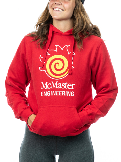 Engineering Hooded Sweatshirt