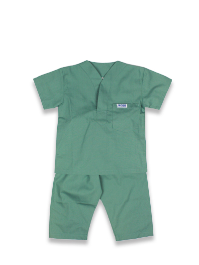Children's Scrubs Set