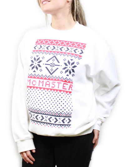 Nordic Ugly Holiday Sweater