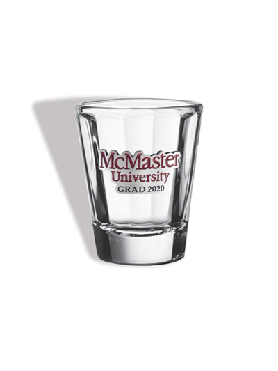 Grad 2020 Shot Glass