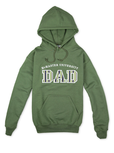 McMaster Dad Hooded Sweatshirt