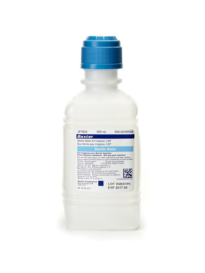Sterile Water 1000ML