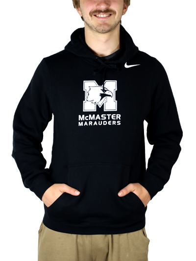 Nike Marauder Club Fleece Hooded Sweatshirt