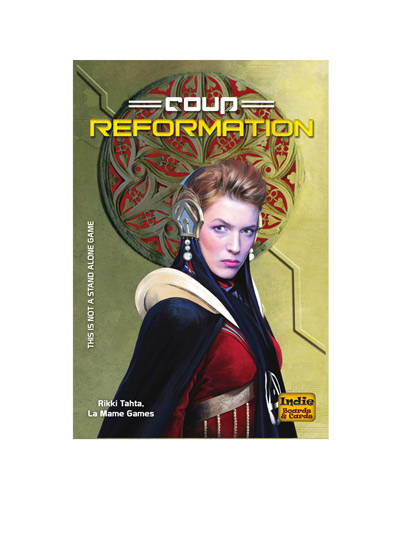 COUP REFORMATION - 2ND EDITION