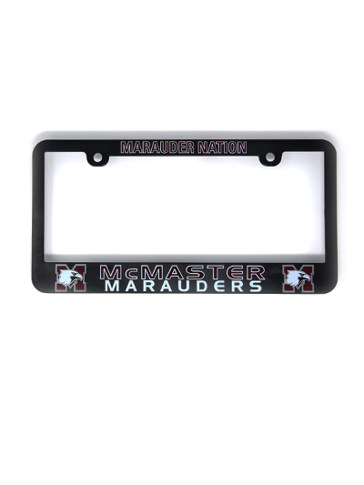 Marauder License Plate Frame