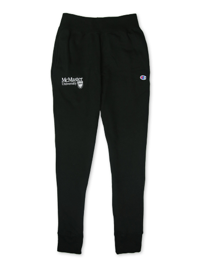 Champion Sweatpants with McMaster Crest