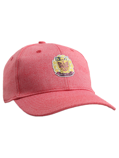 McMaster Baseball Cap with Crest