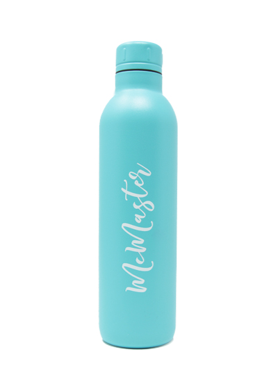 Script McMaster Water Bottle