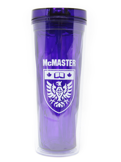Geometric Tumbler - Purple