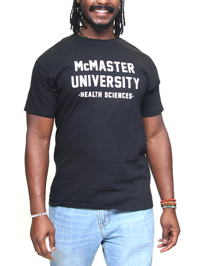 McMaster Health Sciences Tshirt