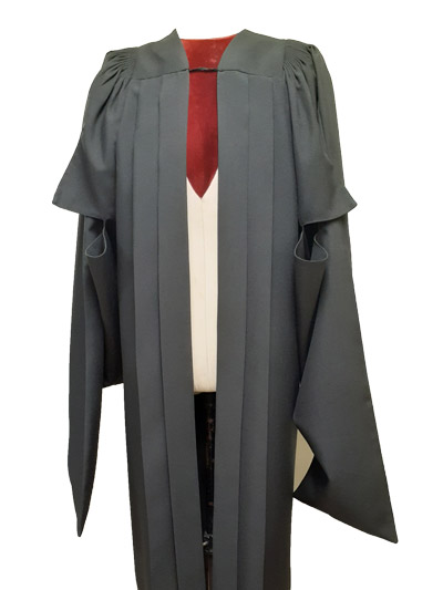 Master's Gown