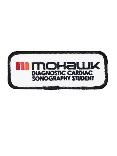 Diagnostic Cardiac Sonography Student Badge