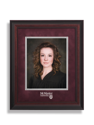 Executive Medallion Portrait Frame