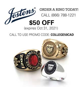 McMaster Class Rings