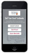 Sell Textbooksck Phone App